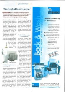 BÄKO magazin 3/2003